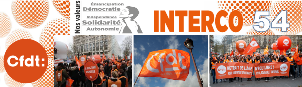 CFDT 54 Interco