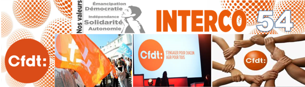 CFDT 54 Interco
